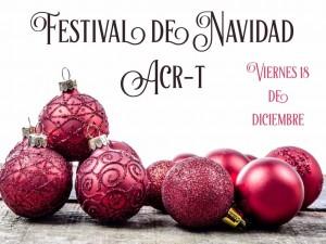 FESTIVAL DE NAVIDAD ACR-TERRAMELAR
