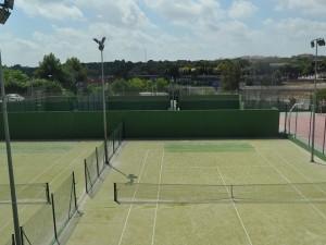 Torneos de pádel y tenis