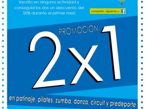 PROMO 2×1