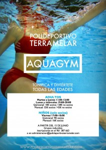 aquagym infook